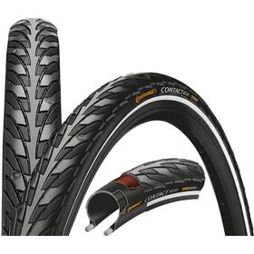 "Continental Contact Tyre SafetySystem Breaker 28"" wire reflex"